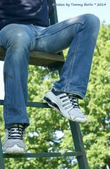 self2331 (Tommy Berlin) Tags: men jeans levis