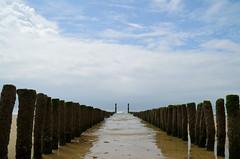 Zoutelande (2014) (l-vandervegt) Tags: sea holland water netherlands nederland zeeland zee niederlande walcheren 2014 zoutelande golfbreker