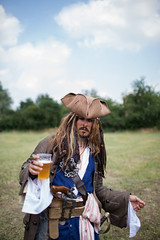 Captain Jack Sparrow - Pirate of the Carabbean (Lexandeer) Tags: