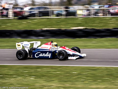 2014 Goodwood Members' Meeting: Toleman TG184 (8w6thgear) Tags: f1 hart formula1 goodwood 2014 72nd toleman grrc membersmeeting tg184