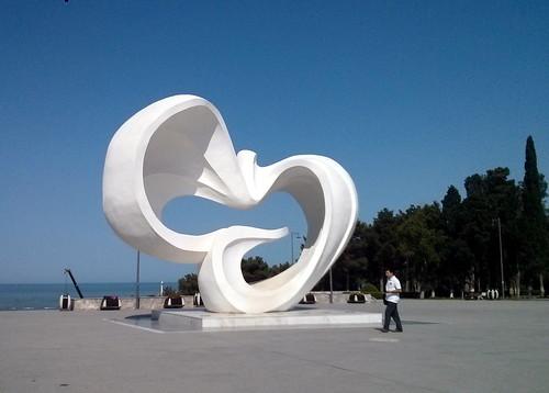 Golubica (simbol Sumqayita)