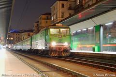 E 630 02 (Simone arcano) Tags: stazione treno skoda fnm casaralta socimi ferrovienordmilano milanocadorna e630 simonecarcano locomotoreskoda e63002