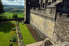 Stirling Castle (Colin Myers Photography) Tags: blue castle colin fairytale photography scotland warm skies stirling scottish fairy tale myers stirlingcastle fairytalecastle scotlandcastle scottishcastle edinburghphotography colinmyersphotography