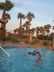 We went to the pool and spa (3) (gerbet) Tags: california water pool desert palmsprings hottub spa