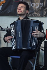 World City Music Village (2014) 37 - Paprika (KM's Live Music shots) Tags: serbia accordion worldmusic paprika osterleypark gypsymusic balkanmusic easterneuropeanmusic worldcitymusicvillage chromaticaccordion