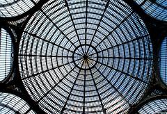 Galleria Umberto - Napoli (magverrier) Tags: italy circle italia gallery lumire galeria galerie napoli naples umberto italie plafond galleriaumberto galleriaumbertonapoli