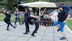 Moonshine Border Morris & Wight Bells Morris