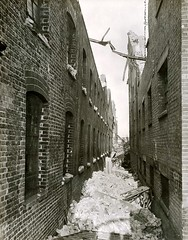 D P & L - London Blitz (Dundee City Archives) Tags: london thames docks j force place dundee air 1940 warehouse h german buchanan wharf damage ww2 raid bomb blitz destroyed bombing warehouses worldwar2 limehouse luftwaffe dockland dpl dundeeperthlondonshippingcompany