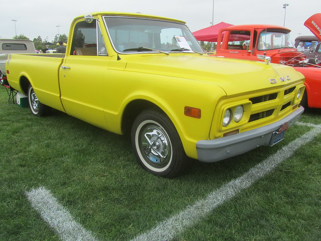 truck pickup 1968 gmc