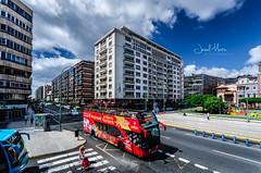 """""""Las Palmas de Gran Canaria..."""" (Jeziel Martn) Tags: parque bus san sigma ciudad gran 1020 canaria laspalmas telmo guagua jeziel"""