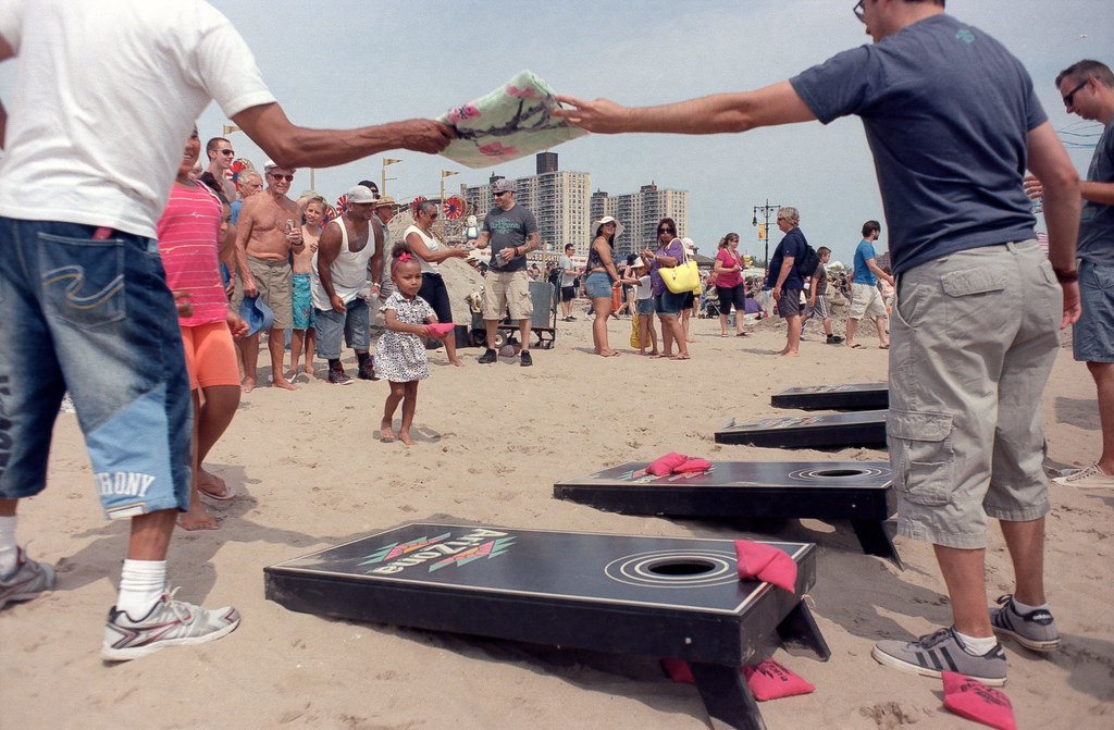 Coney Island Scupting