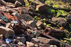 (_Marcel_) Tags: norway norwegen waste lofoten mll felsen henningsvr