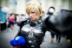 Amber Skies - Wreck it Ralph : SDCC 2014 (Dessignare.com) Tags: anime film comics comic geek cosplay comiccon vg sdcc