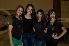 0045. Cindy Peña, Kassandra Hayter, Belén Robles y Montserrat Lerma.