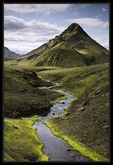 Storasula (Explored) (RattyBoots) Tags: mountain canon volcano iceland 7d canon24105 storasula july2014