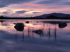 Waiting on the sun (kenny barker) Tags: scotland glencoe rannochmoor kennybarker