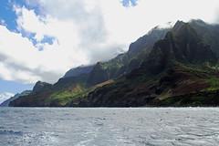 N Pali Coast - Kaua'i (Ernie Orr) Tags: hawaii na kauai pali napali npalicoast