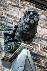 (mysunsin) Tags: sphinx gargoyle grotesque