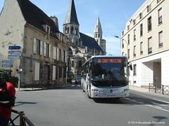 Transdev-idf-mlr @ Poissy (Bou46) Tags: bus buses mercedes 16 autobus iledefrance poissy transdev parisbanlieue intouro df018hg
