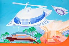 北韓建築師幻想中的未來城市 08