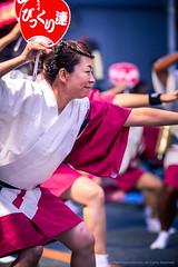 2014_08_30_Mitaka_AwaOdori_5D3_052_HD (Nigal Raymond) Tags: festival japan dance  mitaka matsuri awaodori     100tokyo cooljapan fudouren nigalraymond wwwnigalraymondcom 5dmk3 5d3 sakuraren  mitakaren awaodori2014 bikkuriren