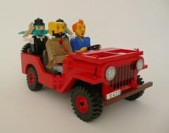 Lego Tintin Land of Black Gold (Brickbaron) Tags: movie book comic lego belgium snowy novel tintin herge theadventuresoftintin drmuller thompsonandthompson