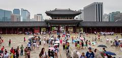 Gyeongbokgung Palace, Seoul, South Korea (sunbeams879) Tags: palace seoul southkorea gyeongbokgung 2014