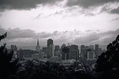 Day 90: Lean on Me (mike dillon) Tags: sf sanfrancisco california blackandwhite film analog 35mm canon tmax 400 eos3 roll0039