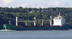 Chestnut (Jacques Trempe 2,400K hits - Merci-Thanks) Tags: river ship quebec stlawrence chestnut stlaurent fleuve navire stefoy