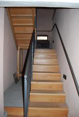 Scala in legno (Giorgio Rossi architetto in Saluzzo (cn)) Tags: stairs restauro saluzzo buildingrestoration torrecivica escalierenbois scalainlegno architettogiorgiorossi