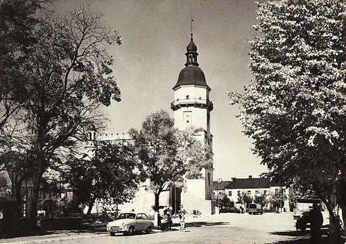 Rynek Wielki, lata 60-te, XX wieku (fotopolska.eu)