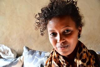 Adigrat Woman, Ethiopia