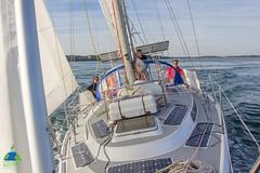 Navigation en Morbihan