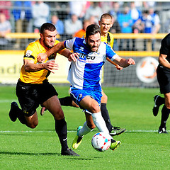 """Southport FC v Bristol Rovers 270914 • <a style=""""font-size:0.8em;"""" href=""""http://www.flickr.com/photos/125622569@N04/15204561488/"""" target=""""_blank"""">View on Flickr</a>"""
