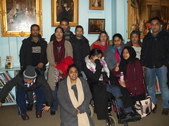 Visit to Geffrye Museum 2014