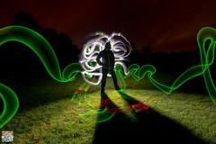 Solaris. (martbarras) Tags: park lightpainting cold person lights nikon brighton shadows fisheye 8mm solarwind solaris stanmer cathode samyang sooc d7100 pixelstick martbarras