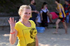 I турнир по пляжному волейболу среди православной молодежи. Как это было