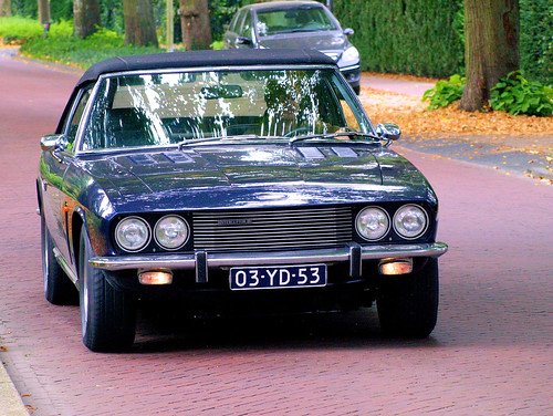 1974 Jensen Interceptor 111 Convertible