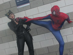 Geeks Doncaster Comic Con (the_gonz) Tags: sexy leather fetish cool geek cosplay spiderman convention superhero batman latex gotham comiccon catwoman con spandex catsuit zentai selinakyle sexycatwoman spidermancosplay catwomancosplay geeksunleashed geeksdoncaster comiccondoncaster