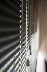 Venetian Blinds (DCZwick) Tags: window closed blinds venetian pentaxart pentaxk3 sigma183518art