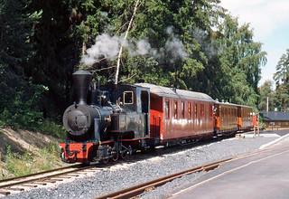 Hamar Norway Steam Shutle