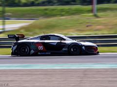 Number 5 (Melian, Grey Wanderer) Tags: sport june race hungary olympus racing renault trophy panning motorsports hungaroring wsr 2015 40150mm epl5