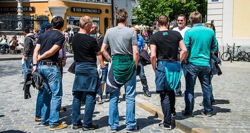 2015 - Regensburg, Bavaria Germany - The Circle of Life