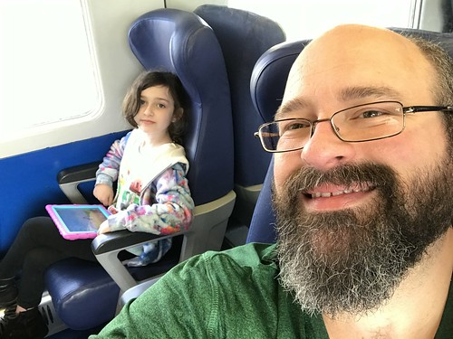 Liesl and Daddy on the Train to Catania