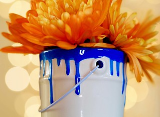 Paint pot of fun memories