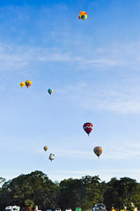 its already blown over (pbo31) Tags: california blue sky color northerncalifornia june spring nikon ballon windsor hotairballoon sonomacounty annual 24th 2014 sonomacountyhotairballoonclassic d700