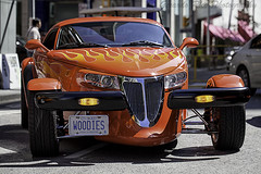 Yorkville Exotic Car Show (@Gerardo Rico) Tags: show orange toronto hot classic car sunshine canon fire photography photographer events plymouth 1999 exotic stunning 5d luxury yorkville prowler markii 2014 5dmk2 yorkvilleexoticcarshow yorkvillecars gerardorico