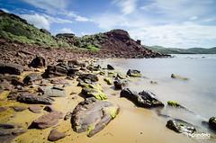 Cala Cavalleria (Candela Candela) Tags: sea beach faro mar seda candela menorca cala rop baleares cavalleria
