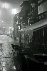His friend, the rain (Cristian Ştefănescu) Tags: summer rain mood fav50 sommer atmosfera bucharest regen bucuresti stimmung bukarest vara fav25 ploaie