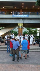 Downtown Jacksonville Art  Walk (Michel Curi) Tags: pictures park camera new trip travel family flowers vacation people music food art nature festival buildings photography bars downtown day riverside florida photos pics streetperformers live events navy livemusic band restaurants stjohns images historic galleries fotos artists transportation jacksonville fl museums jax artwalk duval businesses stjohnsriver rivercity hemmingplaza firstcoast duvalcounty firstwednesday culturalvenues lovefl downtownjacksonvilleartwalk iloveartwalk iwantjacksonville